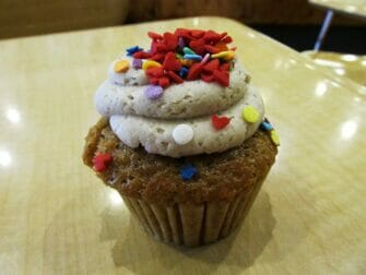 Molly's Cupcakes in NYC