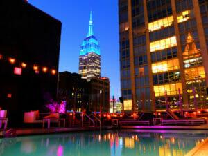 Romantische Restaurants und Bars in New York
