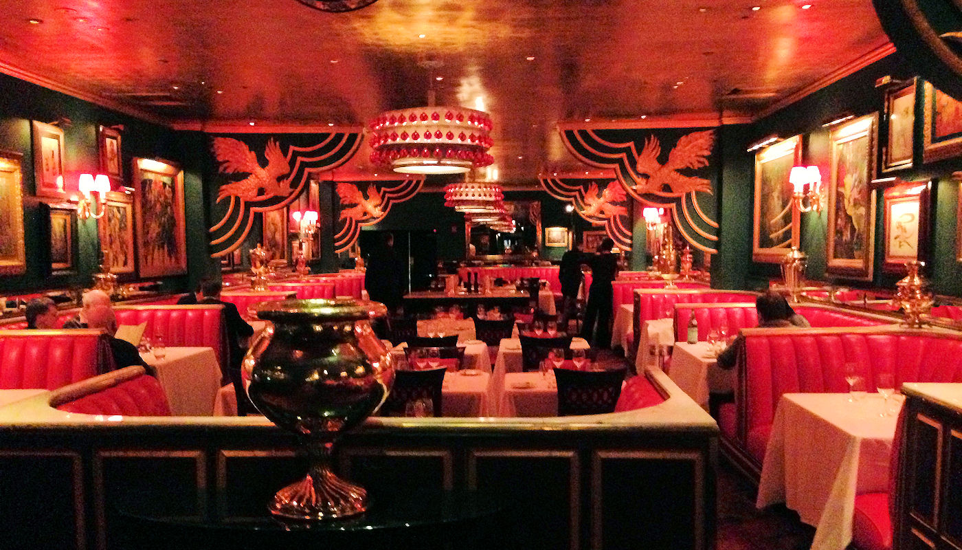 Russian Tea Room in New York