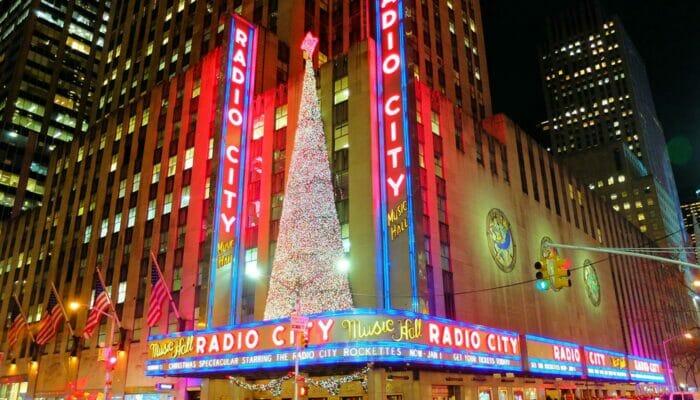 Weihnachten in New York - Radio City Christmas Spectacular New York