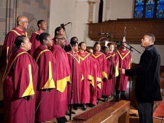 Gospel Touren in New York - Gospel Chor
