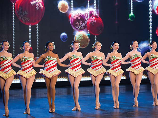 Radio City Christmas Spectacular Tickets - Die Rockettes