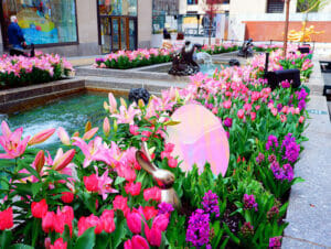 Ostern in New York