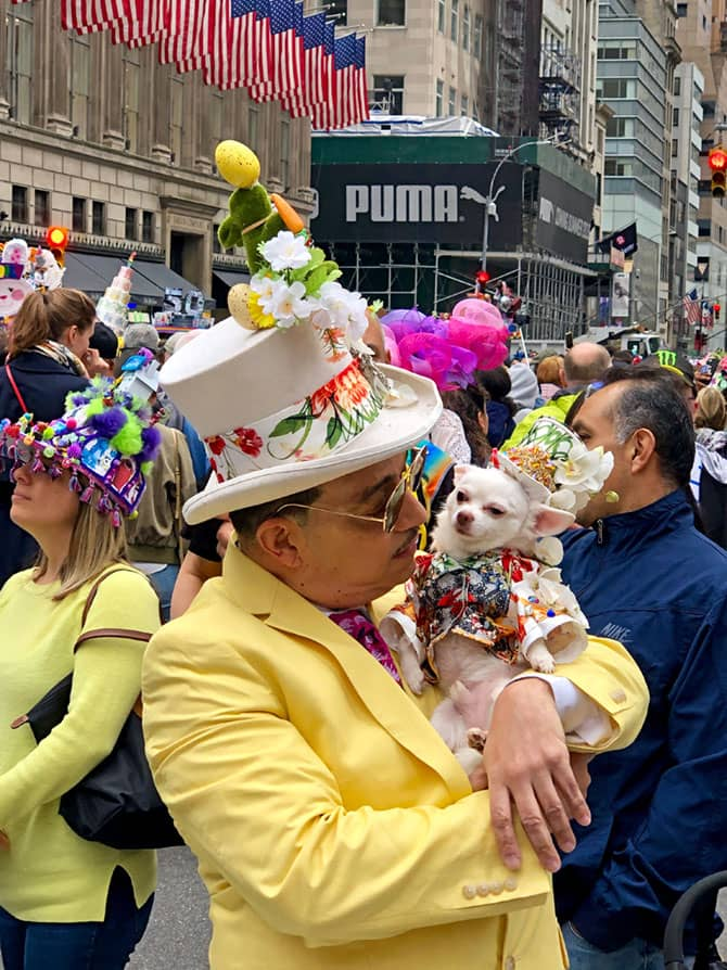 Ostern in New York - Oster Parade