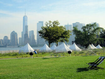 Memorial Day in New York - Governors Island
