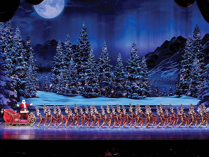 Radio City Christmas Spectacular Tickets - Weihnachtsmann