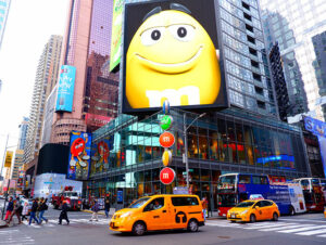 M&M's Store am Times Square