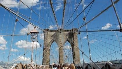 Wie deutsch ist New York? - Brooklyn Bridge New York