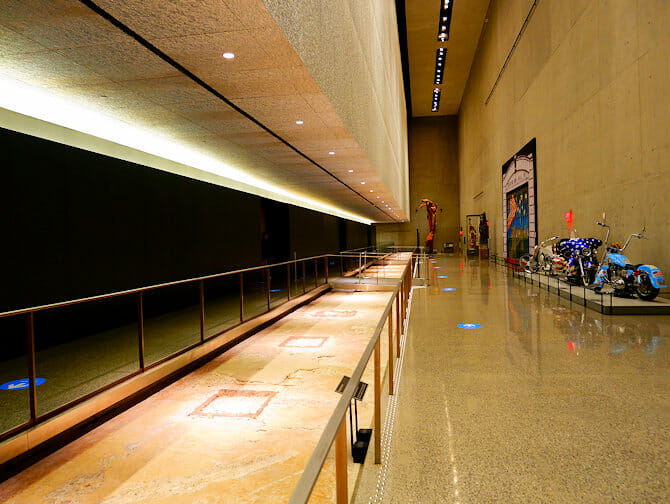9/11 Museum in New York City