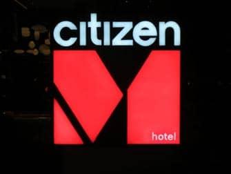 citizenM times square hotelli New York