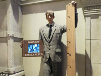 Ripley's Believe It or Not! in New York - Robert Wadlow