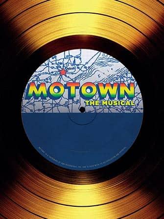 Motown das Musical am Broadway Tickets - Motown The Musical