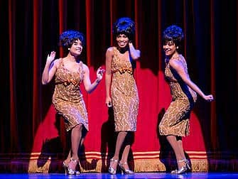 Motown das Musical am Broadway New York City - The Supremes