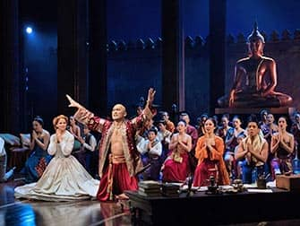The King and I am Broadway - Besetzung