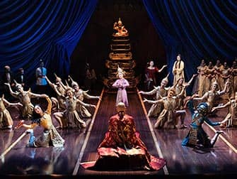 The King and I am Broadway - Das Musical