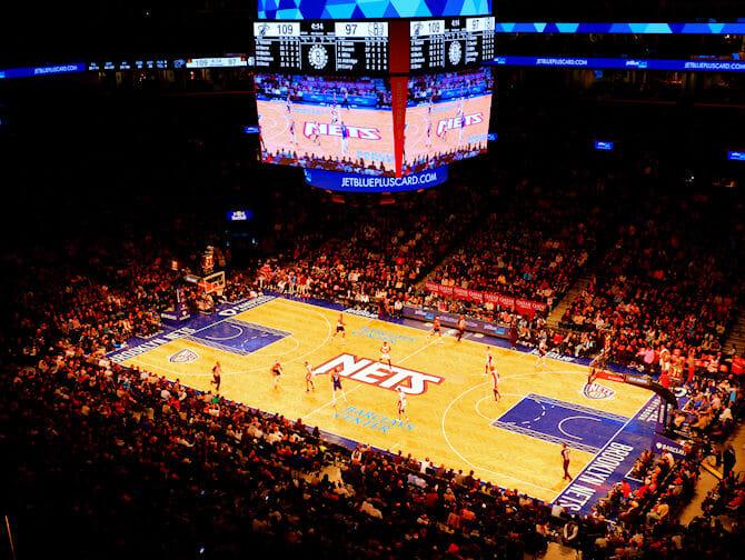 Brooklyn Nets Tickets - Spiel