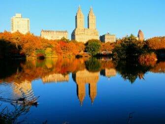 Rundgang zu den Filmdrehorten im Central Park - The Reservoir
