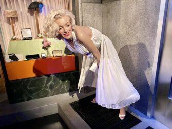 Madame Tussauds in New York - Marilyn Monroe