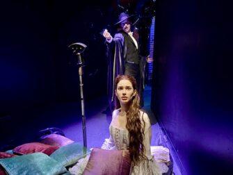 Madame Tussauds in New York - The Phantom of the Opera