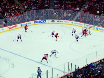 New Jersey Devils Tickets - Eishockey
