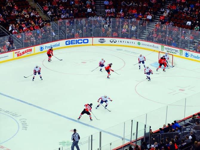 New Jersey Devils Tickets - Eishockey