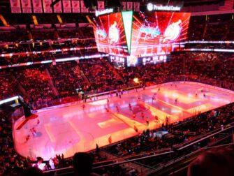 New Jersey Devils Tickets - Spiel