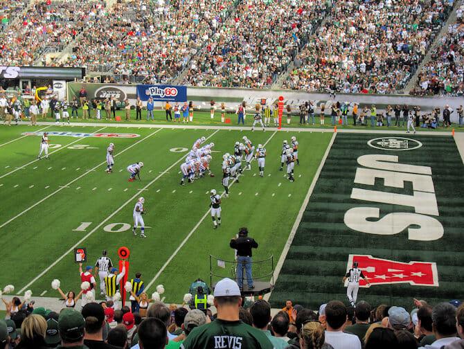 New York Jets - Spiel