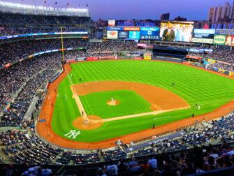 New York Yankees Tickets - Spielfeld