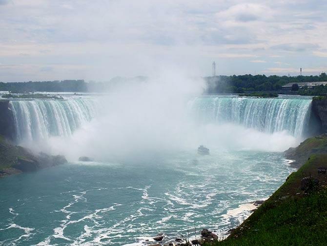 New York zu den Niagarafällen Zweitägiger Ausflug