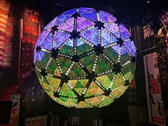 Ripley's Believe it or Not! in New York - Ball Drop Times Square