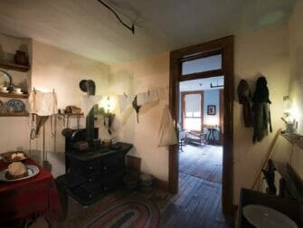 Tenement Museum in New York - L Clayman