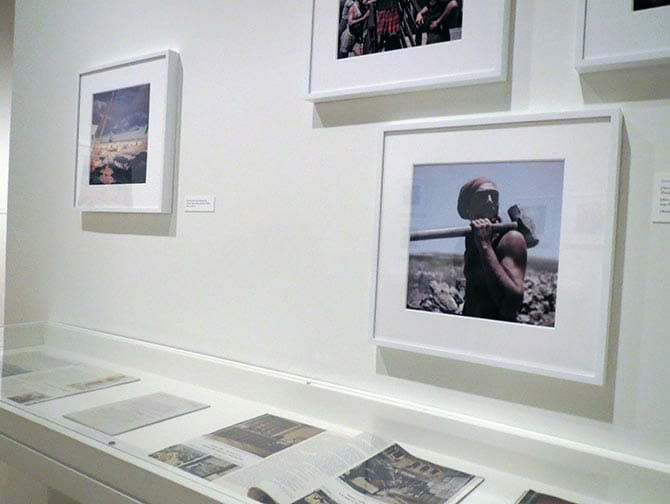 International Center of Photography in New York - Ausstellung