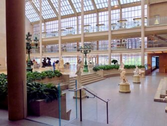The Metropolitan Museum of Art in New York - American Wing