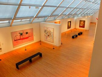 The Metropolitan Museum of Art in New York - Museum vor Öffnungszeit