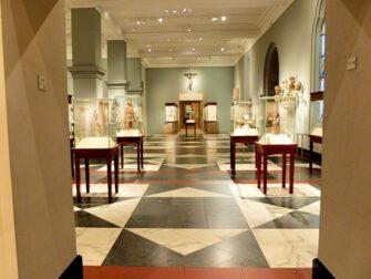 The Metropolitan Museum of Art in New York - Ausstellung