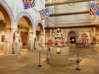 The Metropolitan Museum of Art in New York - Mittelalterliche Kunst