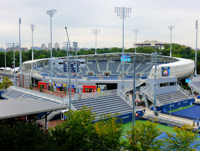 US Open Tennis Tickets - Grandstand Stadium