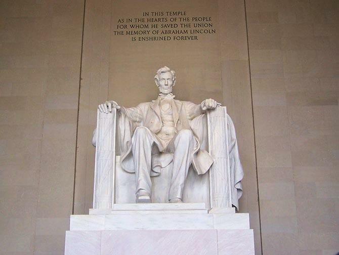 Washington-Lincon-Memorial