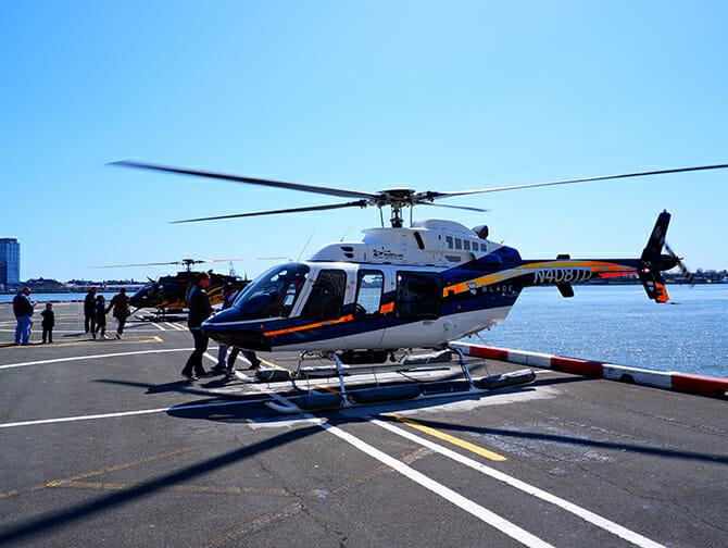 New York Helikopterrouten