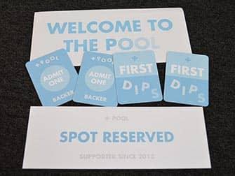 Pool in New York Platz reserviert
