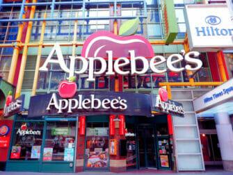 Mit Kindern in NYC essen gehen - Applebees