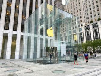Elektrische Geräte und Gadgets in NYC - Apple Store