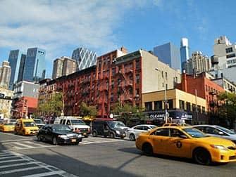 Hells Kitchen in NYC - 9th und 52nd