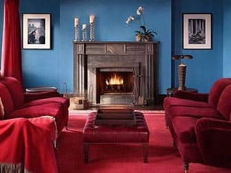 Romantische Hotels in New York City - Gramercy Park Hotel