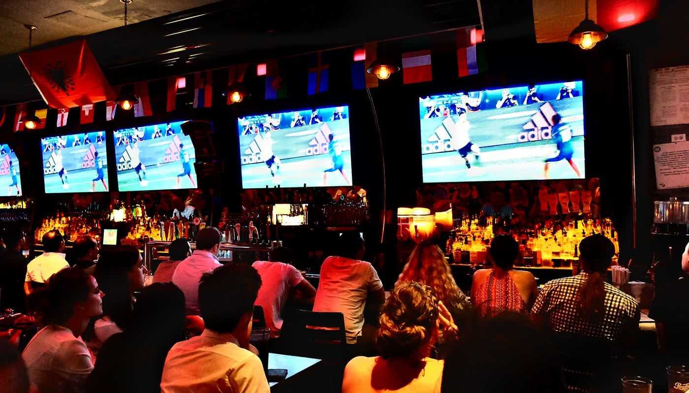 Tonic Bar in New York - Inneneinrichtung