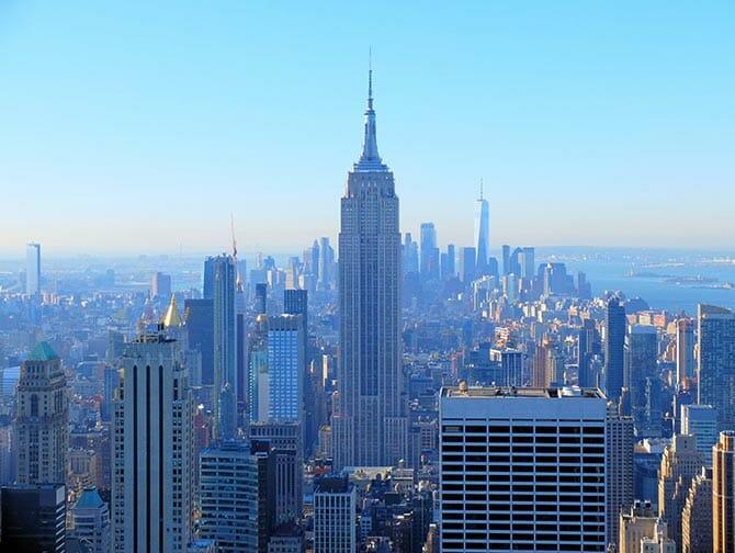 NYC Bustour und Attraktionen Pass - Empire State
