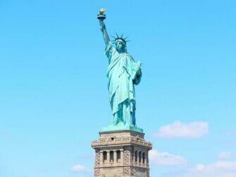 NYC Bustour und Attraktionen Pass - Freiheitsstatue