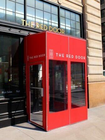Schönheitssalons in New York - Red Door Spa von Elizabeth Arden