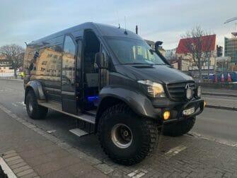 Zwischenstopp auf Island auf dem Weg nach New York - Reykjavik