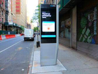 Wi-Fi in New York - Wifi kostenlos an U-Bahnhaltestellen